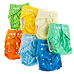 Adovely Baby Cloth Diaper Pocket Cove...