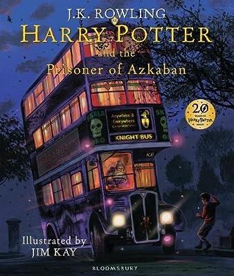 Harry Potter and the Prisoner of Azkaban (Harry Potter Illustrated Edtn)