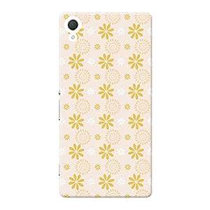Mobile Back Cover For Sony Xperia Z2 (Printed Designer Case)