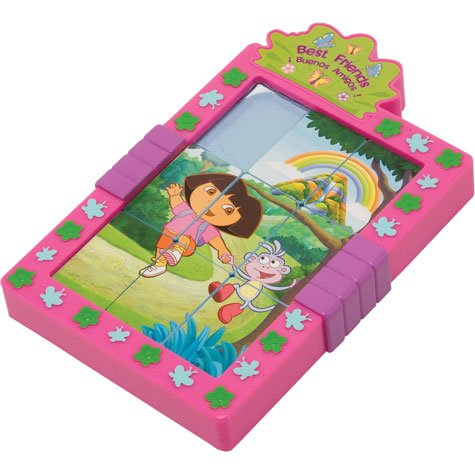Dora the Explorer Matching Maze