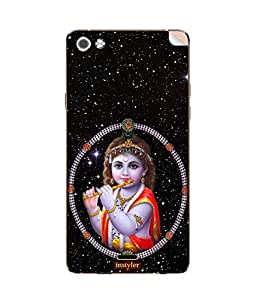 instyler MOBILE STICKER FOR MICROMAX CANVAS 5E481