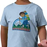 Go, Diego, Go!: Great Outdoors Tee - Boys