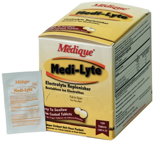 Medique 03033 Medi-Lyte, 100 Tablets