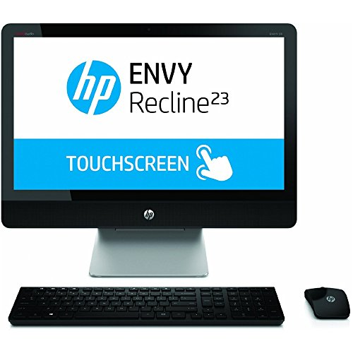 Hp Envy 23-K110 23-Inch Touchsmart All In One Desktop back-996445