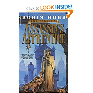 Assassin's Apprentice (The Farseer Trilogy, Book 1) by Robin Hobb, Michael Whelan and John Howe