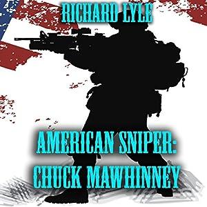 American Sniper: Chuck Mawhinney Audiobook