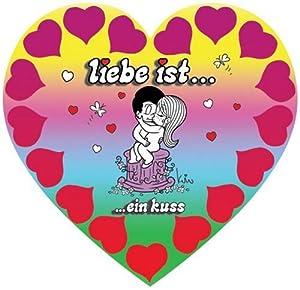 Liebe ist... Herz Puzzle - Der Kuss  (700 Teile)