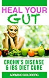 Heal Your Gut - Crohns Disease &  IBS Diet Cure: Help Guide Your Body Back To Health (Crohns Disease & Irritable Bowel Syndrome Book 1)