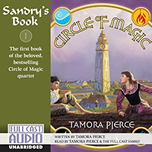 Sandry's Book Audiobook