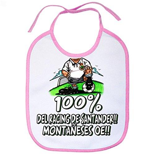 babero-100-del-racing-de-santander-rosa
