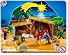 Playmobil Nativity Manger with Stable