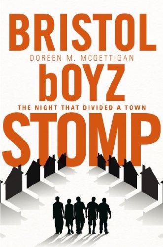 Book: Bristol boyz Stomp by Doreen M. McGettigan