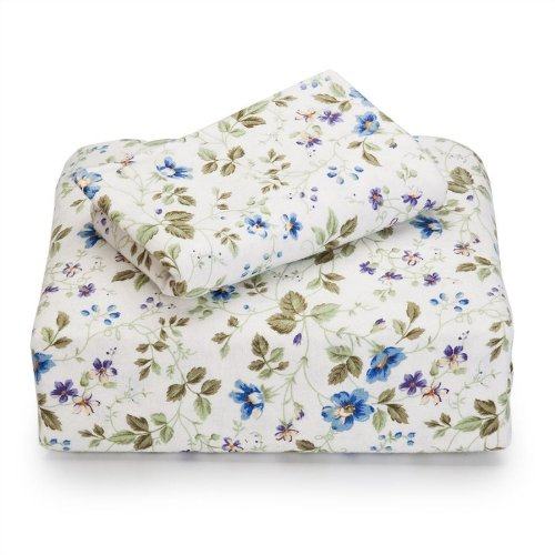 laura ashley twin comforter set