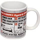 How To Survive A Zombie Attack Tasse