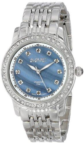 AUGUST STEINER AS8045SS - Reloj para mujeres