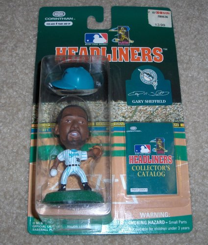1996 Gary Sheffield MLB Headliners Figure