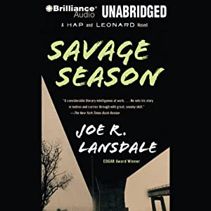 Savage Season Audiobook