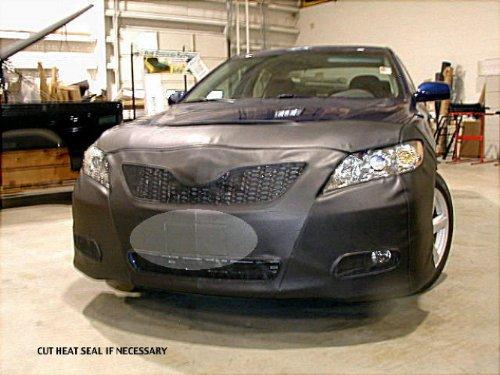 Black Vinyl LeBra Front End Cover Toyota Corolla
