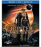 Jupiter Ascending (Blu-ray + DVD + Digital HD)