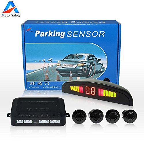 Automatique-de-scurit-voiture-Envers-Capteurs-de-stationnement-avec-4-capteurs