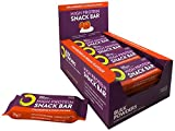 BULK POWDERS 85 g Strawberries and Cream High Protein Snack Bar