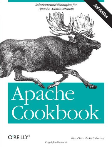 Apache Cookbook: Solutions and Examples for Apache Administrators PDF