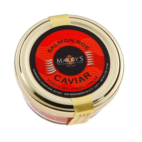 Marky's Salmon Ikura Caviar, Keta Chum - 2 oz