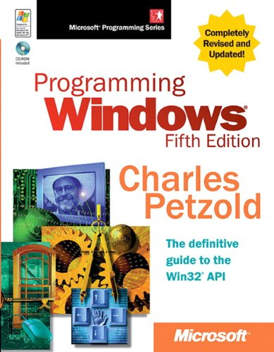 Programming Windows®, Fifth Edition (Developer Reference) (Programming Mfc compare prices)