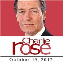 Charlie Rose: J. K. Rowling, October 19, 2012 Radio/TV Program by Charlie Rose