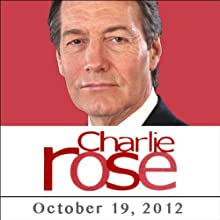 Charlie Rose: J. K. Rowling, October 19, 2012 Radio/TV Program by Charlie Rose Narrated by Charlie Rose