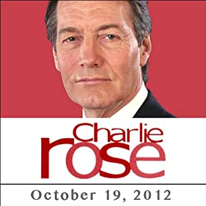 Charlie Rose: J. K. Rowling, October 19, 2012 Radio/TV Program