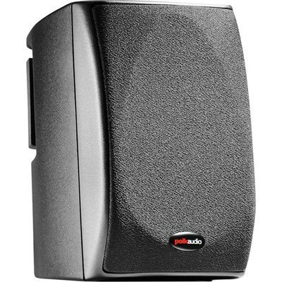 Polk Audio RM6751 Satellite Speaker (Single, Black)