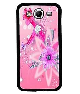 printtech Flower Spiral Star Back Case Cover for Samsung Galaxy Mega 5.8 i9150::Samsung Galaxy Mega 5.8 i9152