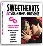 Various Artists Sweethearts And Stolen Kisses Love Songs by Various Artists (2011) Audio CD