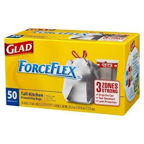 glad-forceflex-tall-kitchen-drawstring-trash-bags-13-gal-50-ct-by-glad