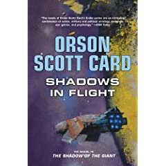 Shadows in Flight (The Shadow) - Orson Scott Card