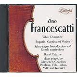 Francescatti Plays Favorite Violin Pieces