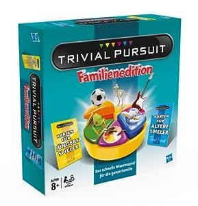 Parker 73013398 - Trivial Pursuit Familien Edition Neuauflage 2012