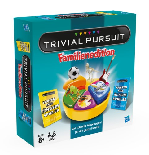 Parker 73013398 - Trivial Pursuit