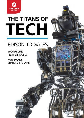 The Titans of Tech: Edison to Gates (Lightning Guides)