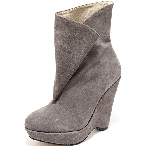 6148H tronchetti donna JEFFREY CAMPBELL serraje zeppe scarpe ankle boots women [38]
