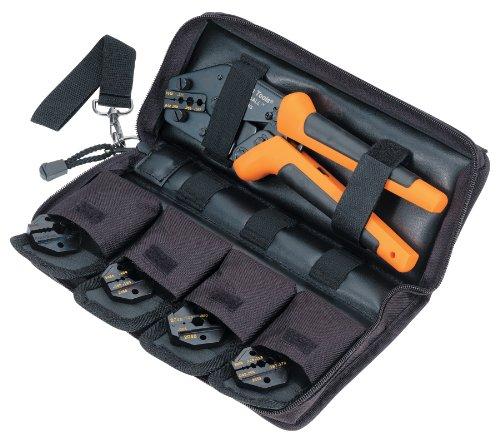 paladin tools 4802 8000 series crimpall broadcast pack unikonnooosesmas. Black Bedroom Furniture Sets. Home Design Ideas