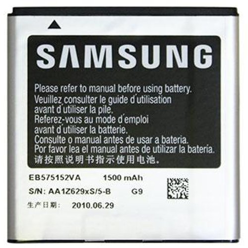 Samsung Galaxy S 1500mAh Standard Li-ion Battery for Samsung Captivate i897 Samsung Focus i917 Samsung Epic 4G Samsung Vibrant T959
