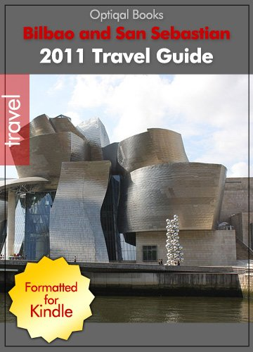 Bilbao and San Sebastian Spain - Basque Country Travel Guides with Spanish Phrasebook