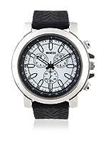 Sparco Reloj Man James Negro 42 mm