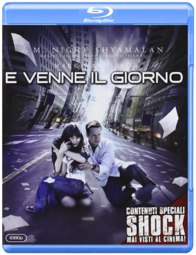 E venne il giorno [Blu-ray] [IT Import]