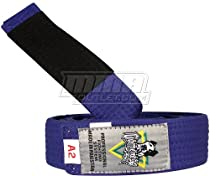 Gameness Jiu Jitsu Belt Blue, A2
