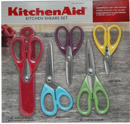 Kitchenaid 5 Shears Set