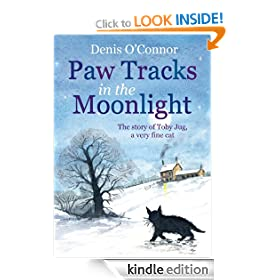 Paw Tracks in the Moonlight: The Story of Toby Jug, a Very Fine Cat