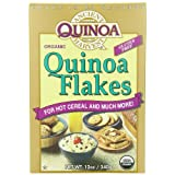Ancient Harvest Quinoa Flakes, Organic and Gluten Free, 12-Ounce Boxes (Pack of 6) ~ Ancient Harvest